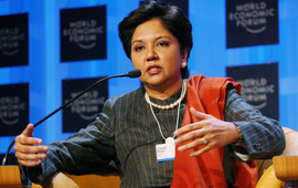 Indra nooyi   world economic forum annual meeting davos 2008 no. 2