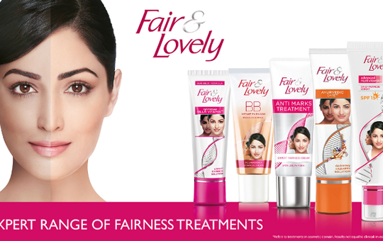 Fair and lovely 1
