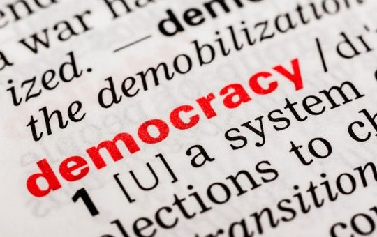 The myth of western democracy