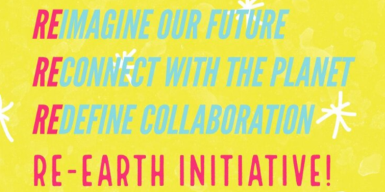 The Re-Earth Initiative on Promoting Inclusivity, Accessibility & Unity in the Climate Change Movement