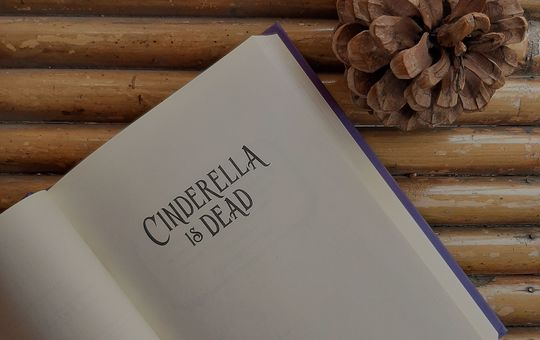 New York Times Bestselling Author Kalynn Bayron is Taking Over the World with Her Book Cinderella is Dead